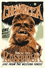 Star Wars Poster Chewbacca Back to Kashyyyk