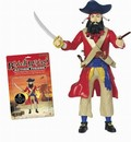 Pirate Action Figur Blackbeard