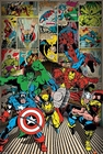 Marvel Poster Here Come The Heroes