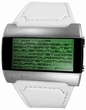 TOKYOFLASH UHR - KAIDOKU WHITE GREEN